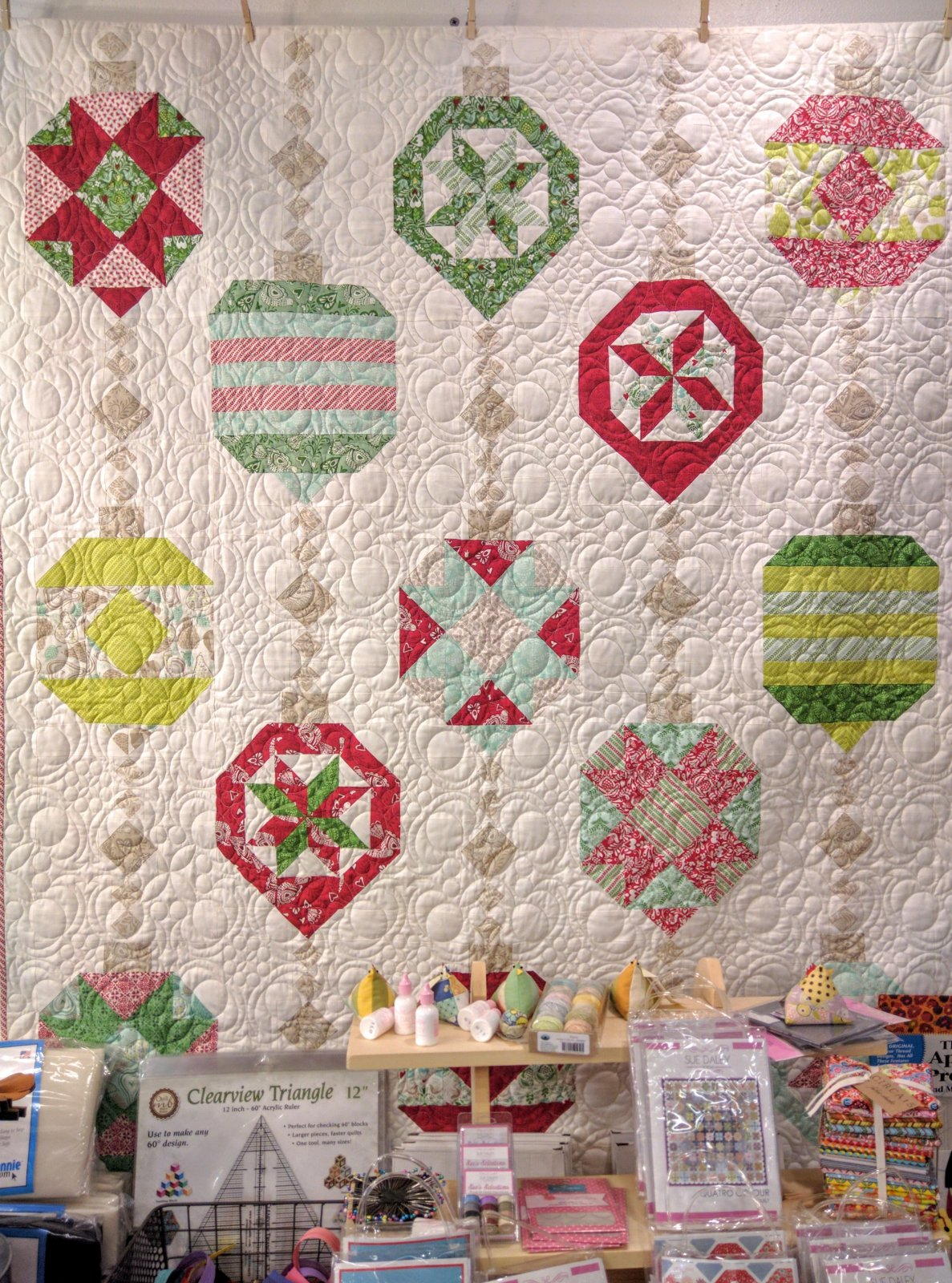 Christmas Fabric Charm Packs