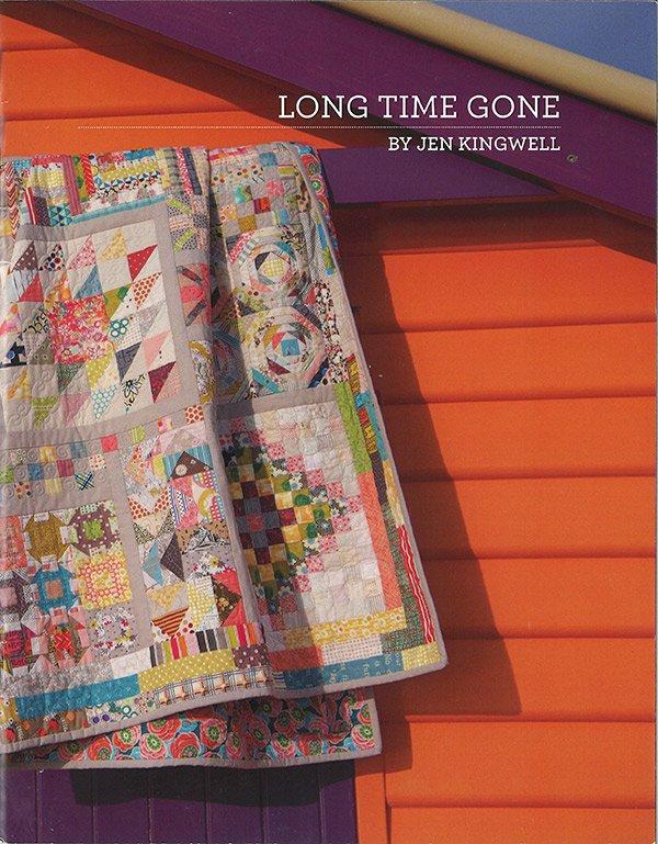 Long Time Gone Quilt Pattern- Jen Kingwell