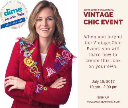 Vintage Chic Event