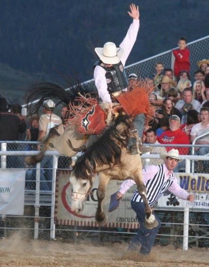 Oakley Rodeo ans Celebration on Facebook