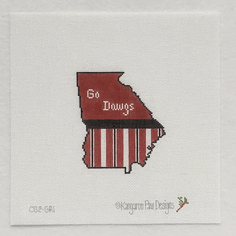 CS2GA1 Georgia Go Dawgs