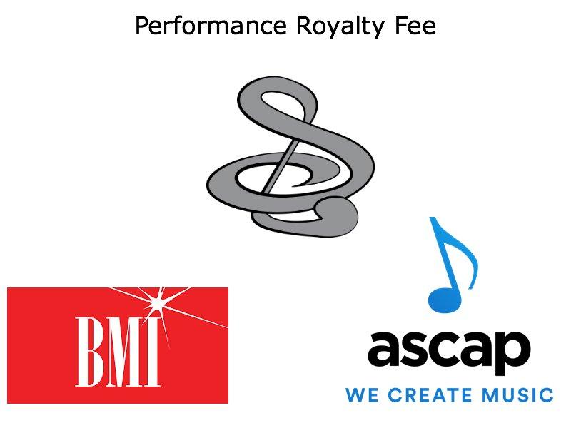 Concert Performance Fee