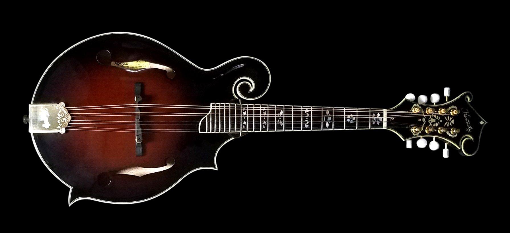 USED Kentucky KM-855 F-Style Mandolin