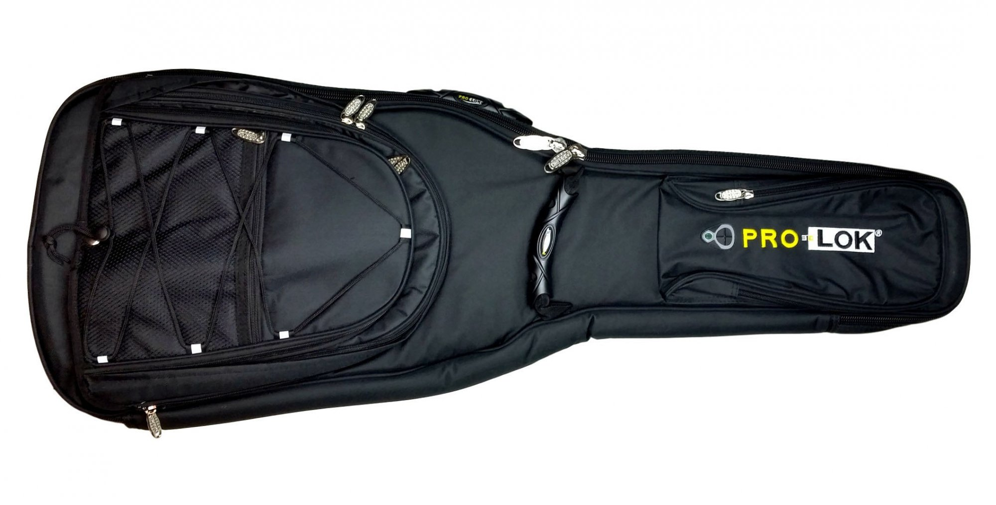 Pro-Lok Gig Bag, Jupiter Electric Black