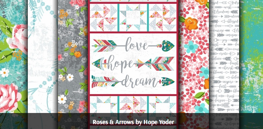 Roses & Arrows by Hope Yoder