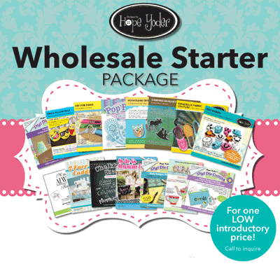 * Wholesale Starter Package
