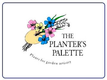 The Planter's Palette logo