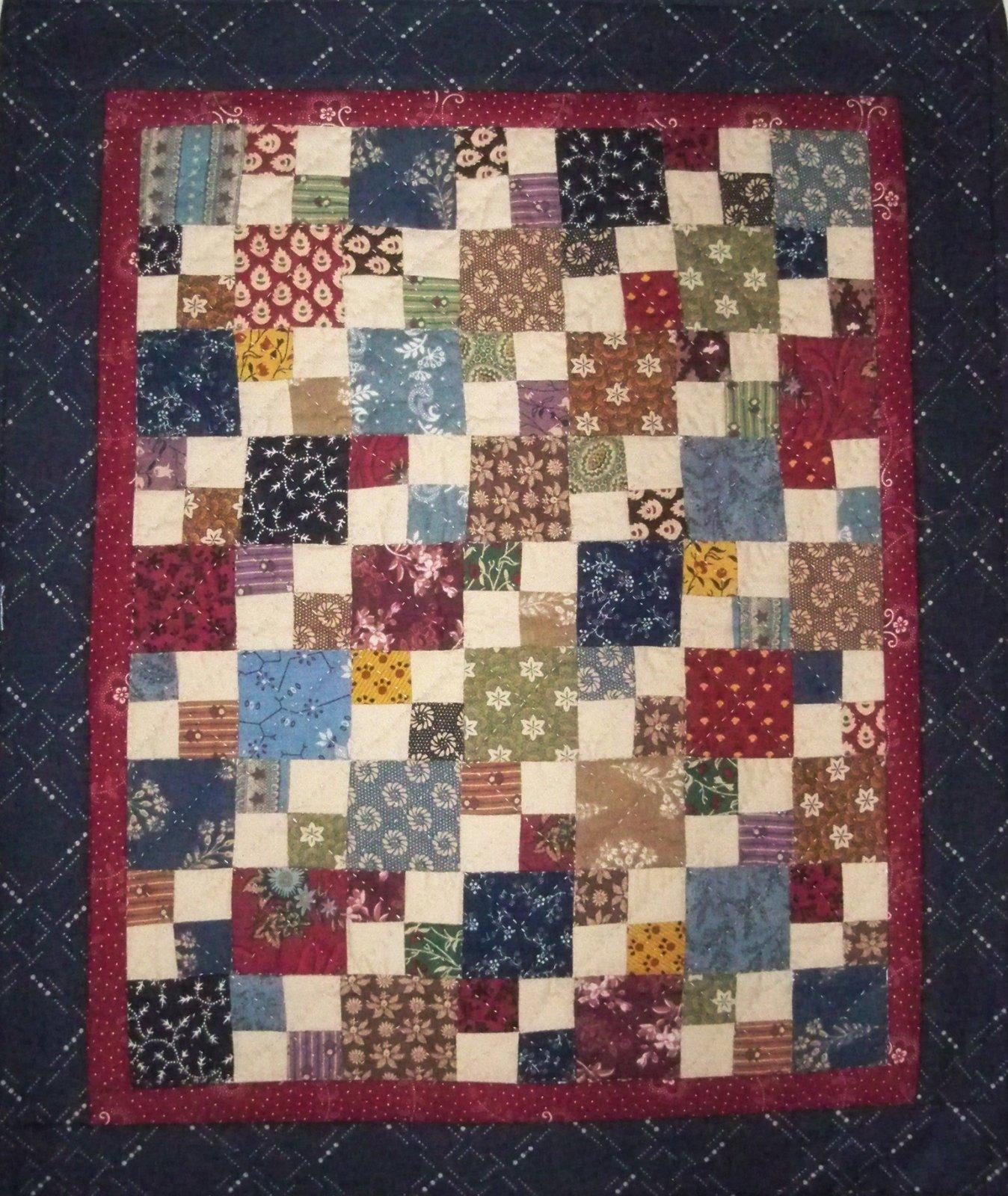 Miniature Quilts Patterns Pdf S Kits