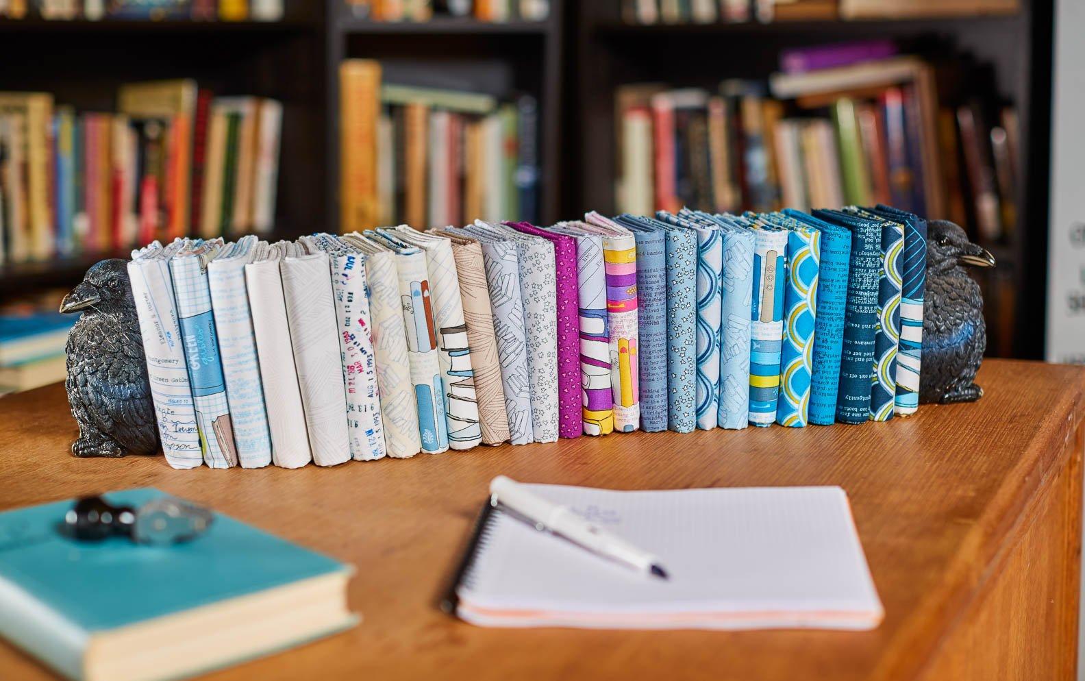 Heather Givans Literary - 25 pc. Half Yard Bundle