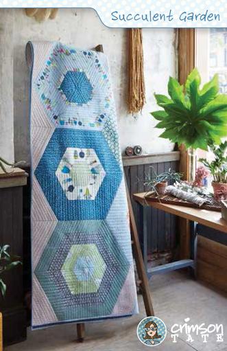 Succulent Garden Quilt Pattern