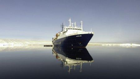 The MV Ortelius