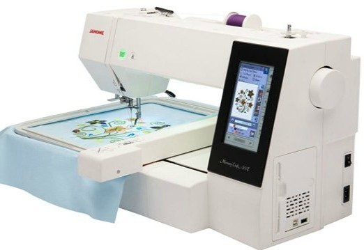 Memory Craft 500E Embroidery Only Machine