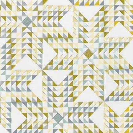 Sawtooth Lemon - Studio Stash - Jennifer Sampou