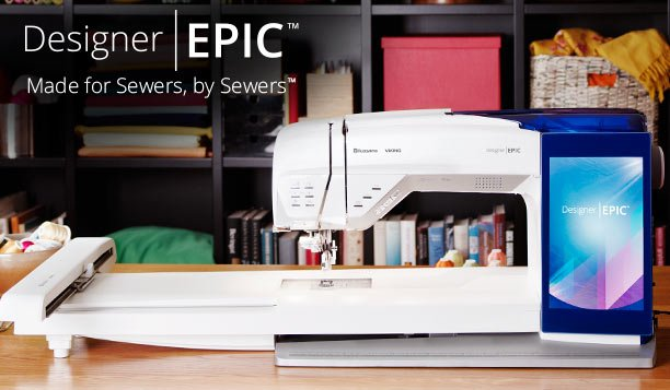 Epic Sewing and Embroidery Machine