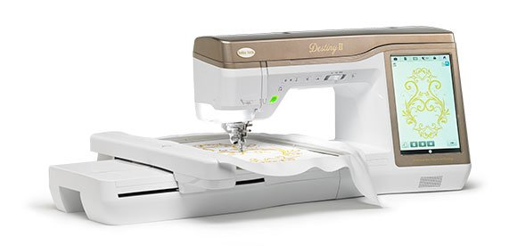 BABYLOCK DESTINY II SEWING & EMBROIDERY MACHINE