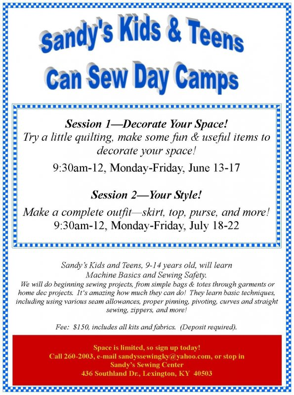 2016 Day Camp