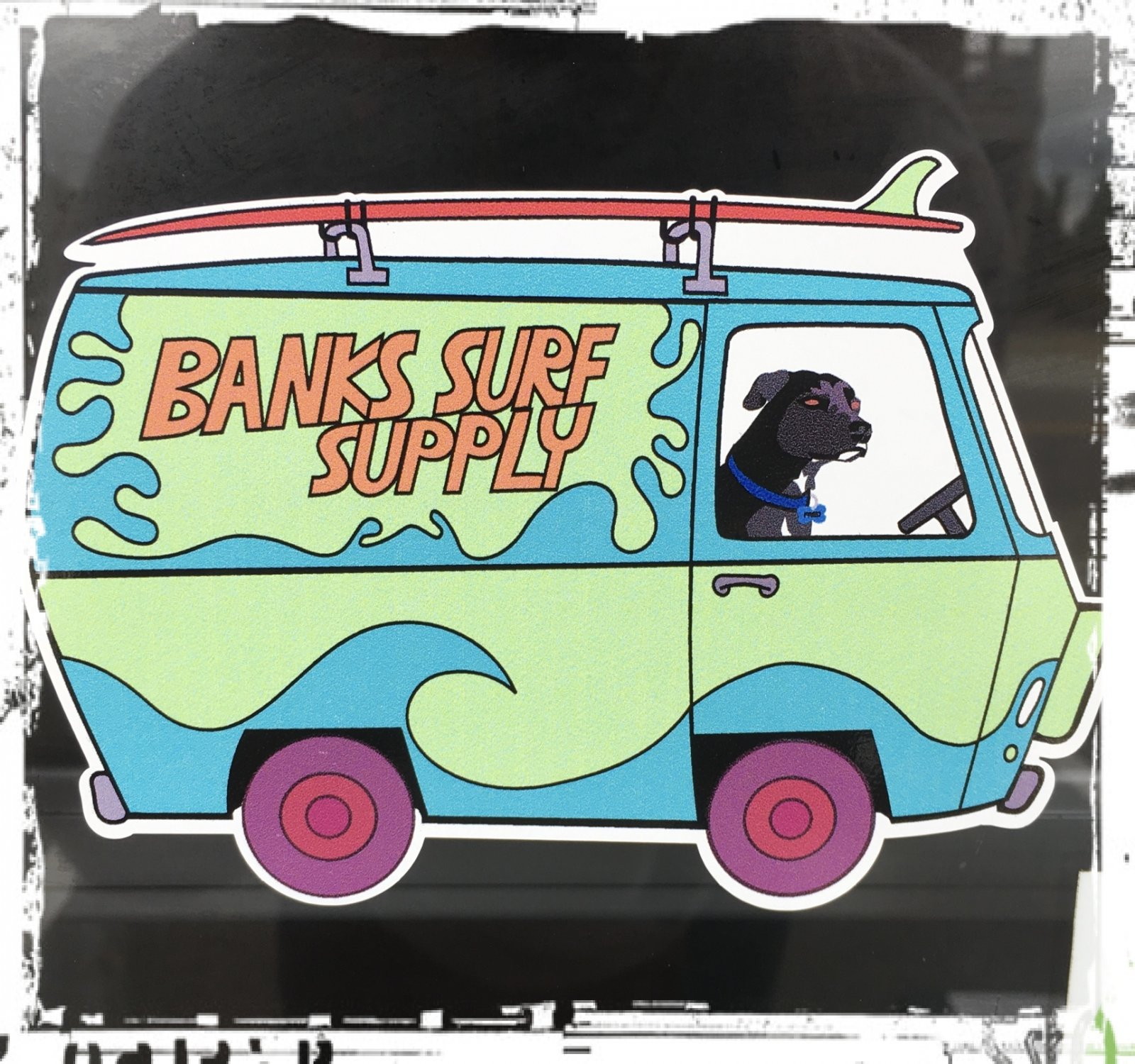 Manager Fred: Banks Surf Supply