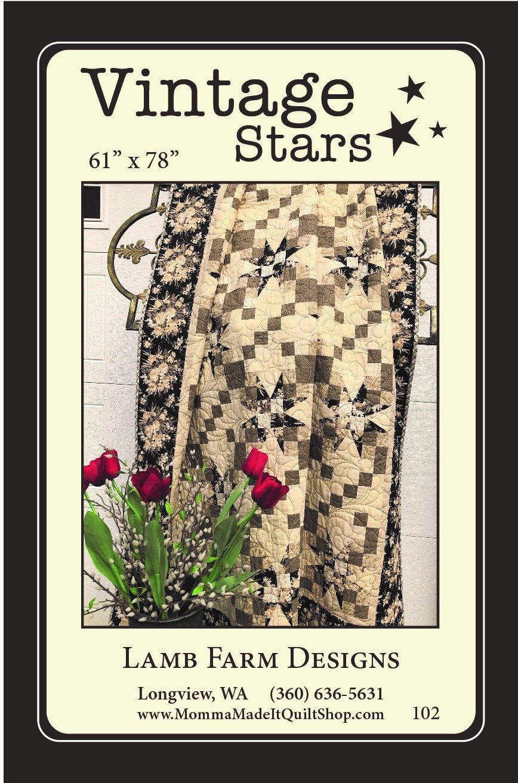 Vintage Stars Kit