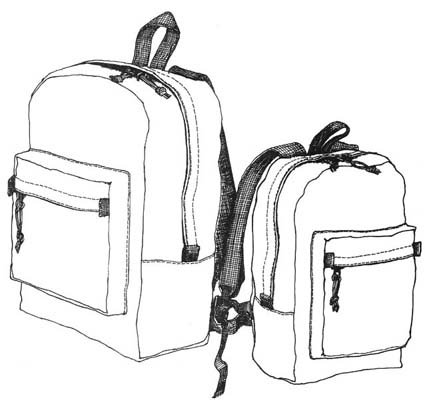 RS140 - Daypack