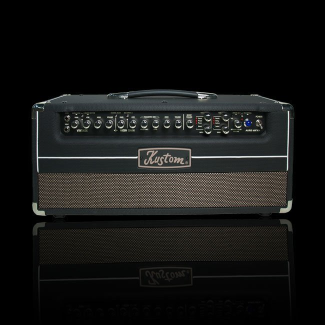 Kustom AURIS60FXH 60w Stage Head With Max Drive