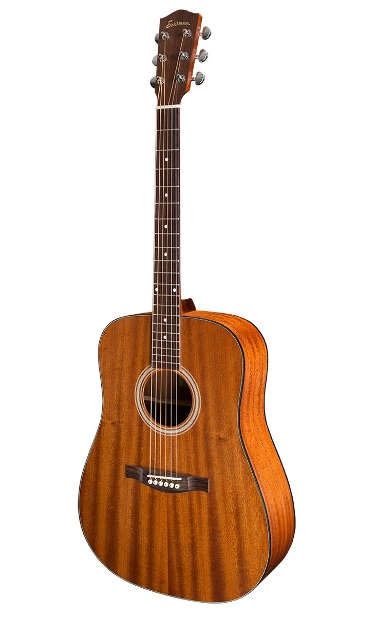 Eastman AC-DR2 Solid Sapele Dreadnought Acoustic