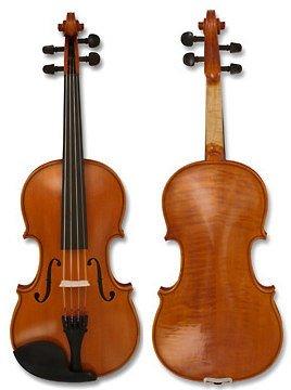 Krutz 100 Series Violin Outfit