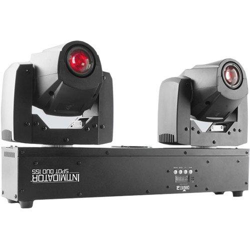 CHAUVET DJ Intimidator Spot Duo 155 Compact Dual LED Moving Head Light