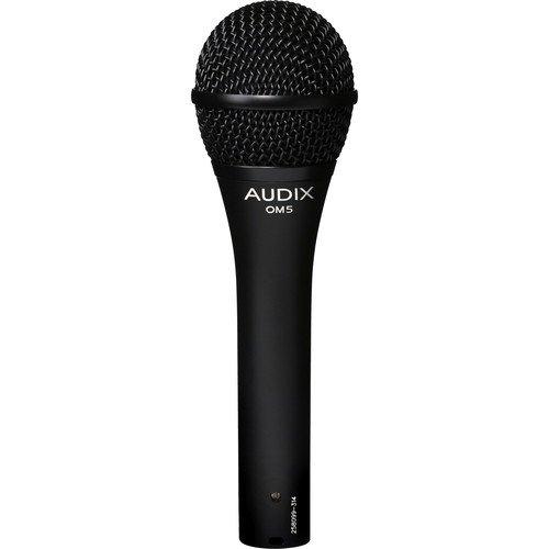 Audix OM5 Hypercardioid Dynamic Microphone