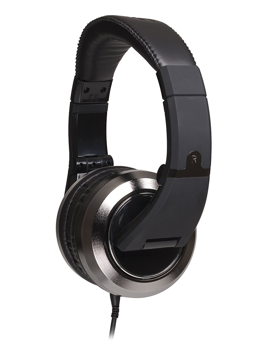 CAD Sessions MH510 Professional Studio Headphones - Black/Chrome