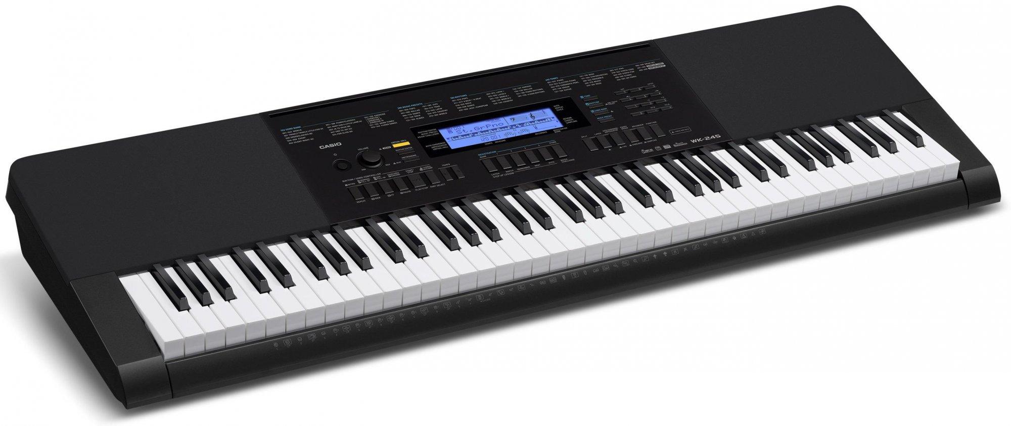 Casio WK-245 76-key Portable Workstation Keyboard