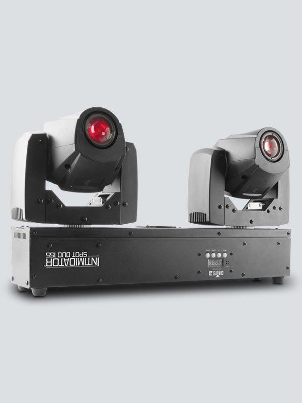 Chauvet DJ Intimidator Spot Duo 155 Dual 32W Moving Head Light