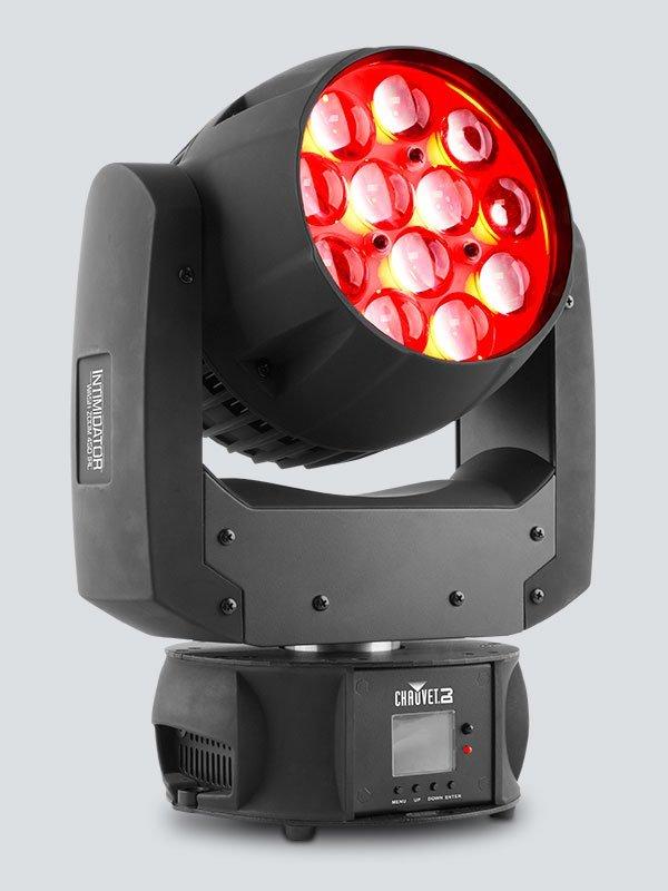 Chauvet DJ Intimidator Wash Zoom 450 IRC 12-LED RGBW Moving-Head Wash w/ Zoom