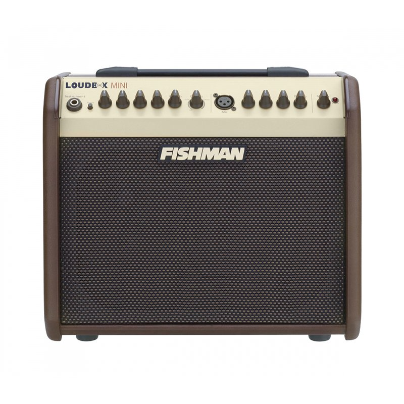 Fishman Loudbox Mini 60-watt 1x6.5 Acoustic Amp with Tweeter