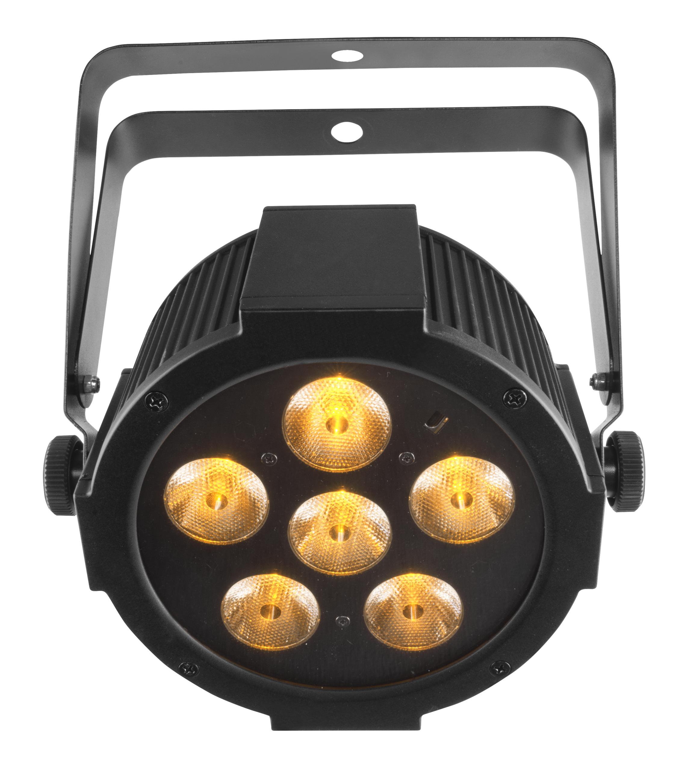 Chauvet SlimPAR Q6 USB RGBA LED Par Light