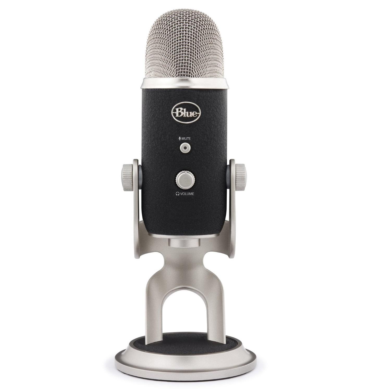Blue Microphones Yeti Pro USB / XLR Condenser Microphone