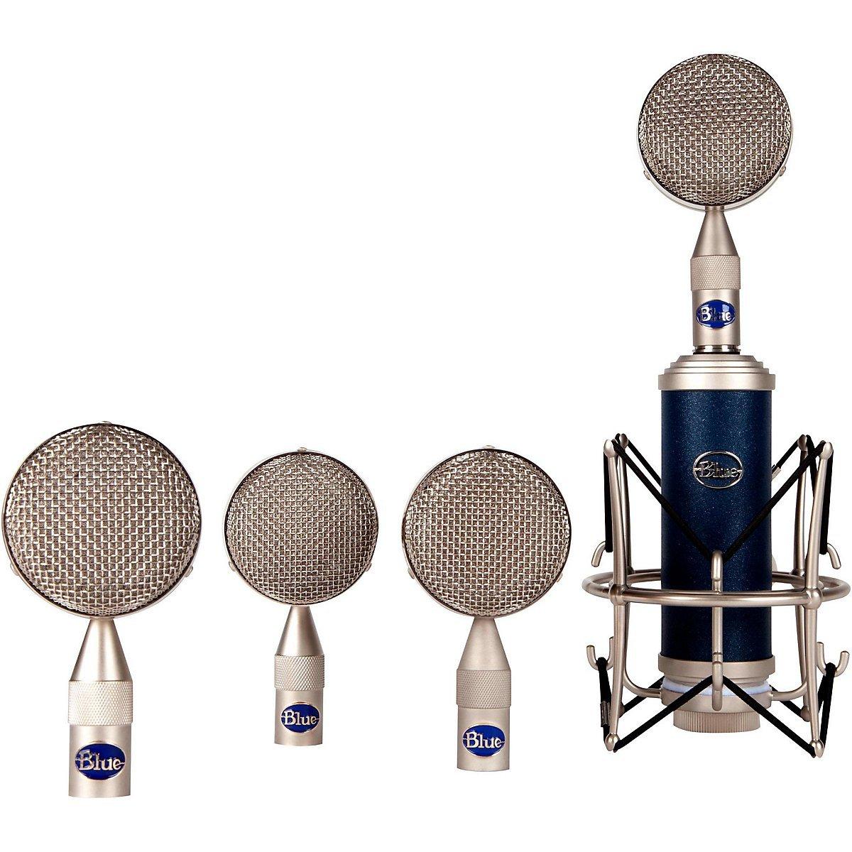 BLUE Microphones BRS1 Bottle Rocket Mic Locker