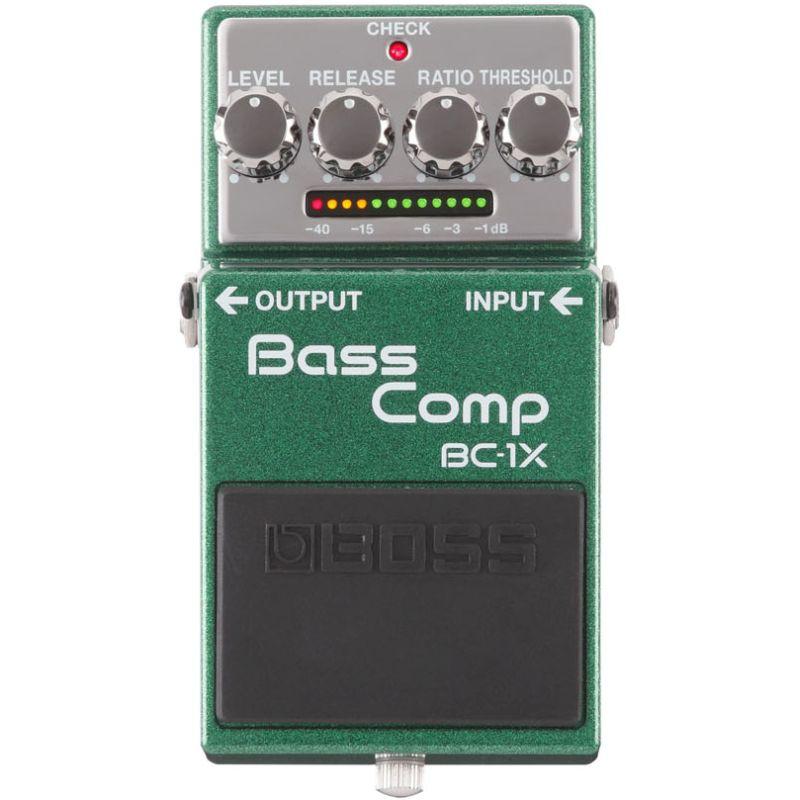 Boss BC-1X Bass Compressor Effect Pedal