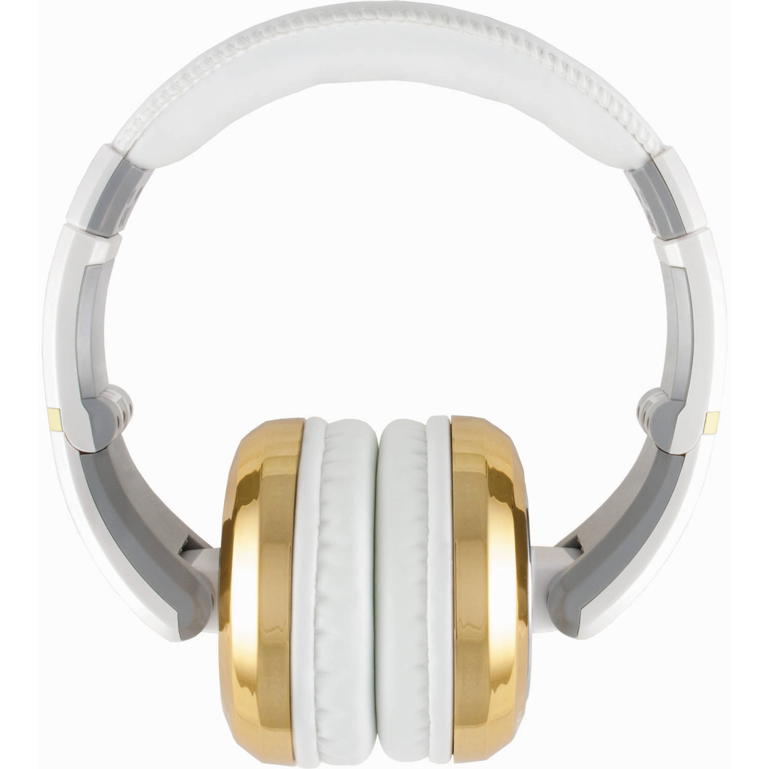 CAD Sessions MH510 Professional Studio Headphones - White/Gold