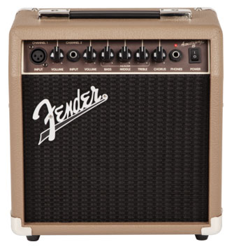 Fender Acoustasonic 15 15 Watt Guitar Amp