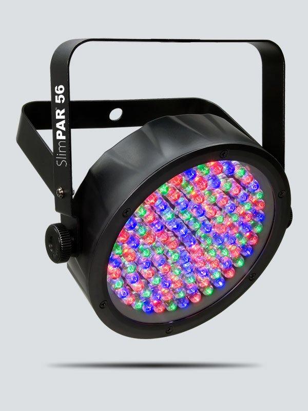 Chauvet SlimPAR 56 RGB LED PAR Can - Black