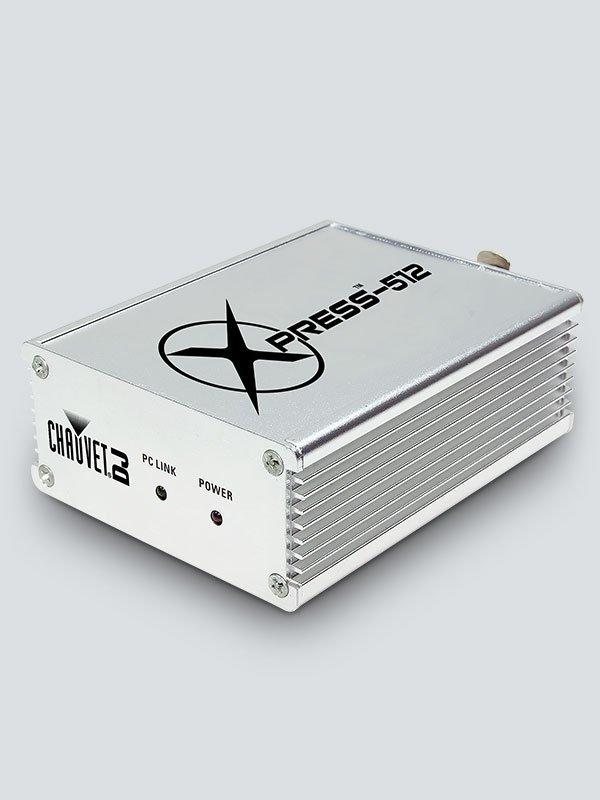Chauvet Xpress 512 DMX to USB Controller Interface