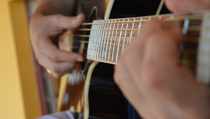 Acoustic Guitar and Instrument Rentals