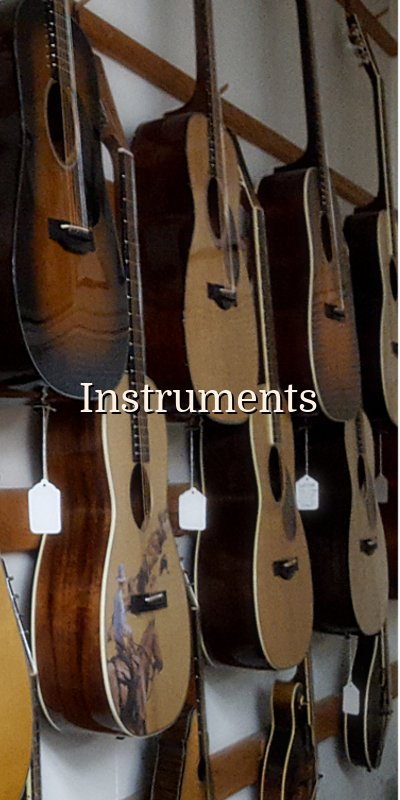 Denver Folklore Center Instruments