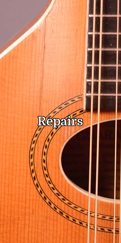 Denver Folklore Center Guitar Repairs