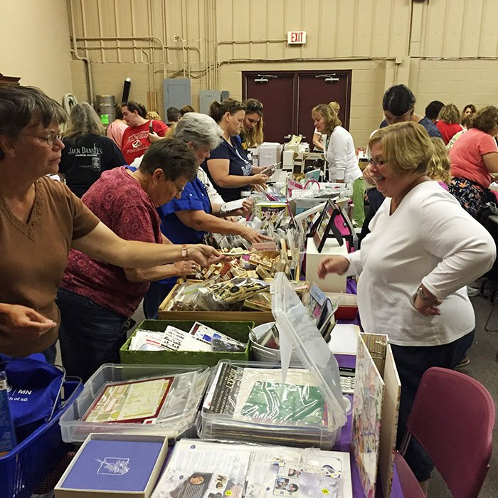 RUMMAGE SALE REGISTRATION