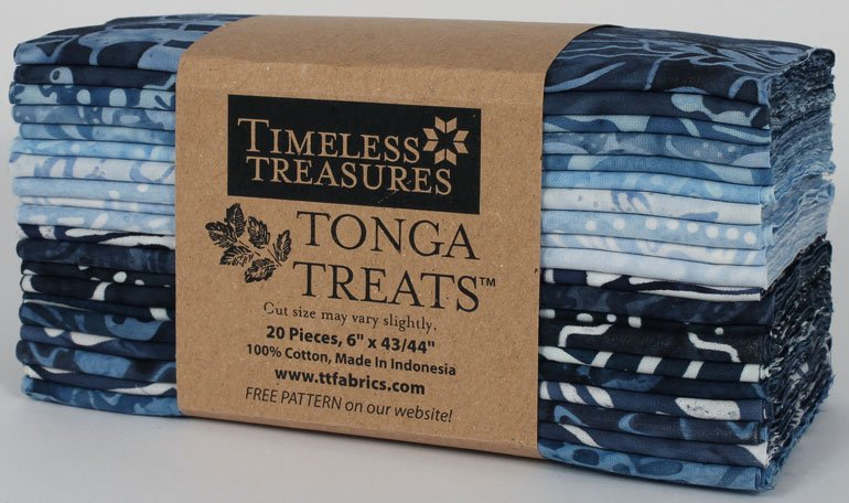 Tonga Treat 6 pack Indigo