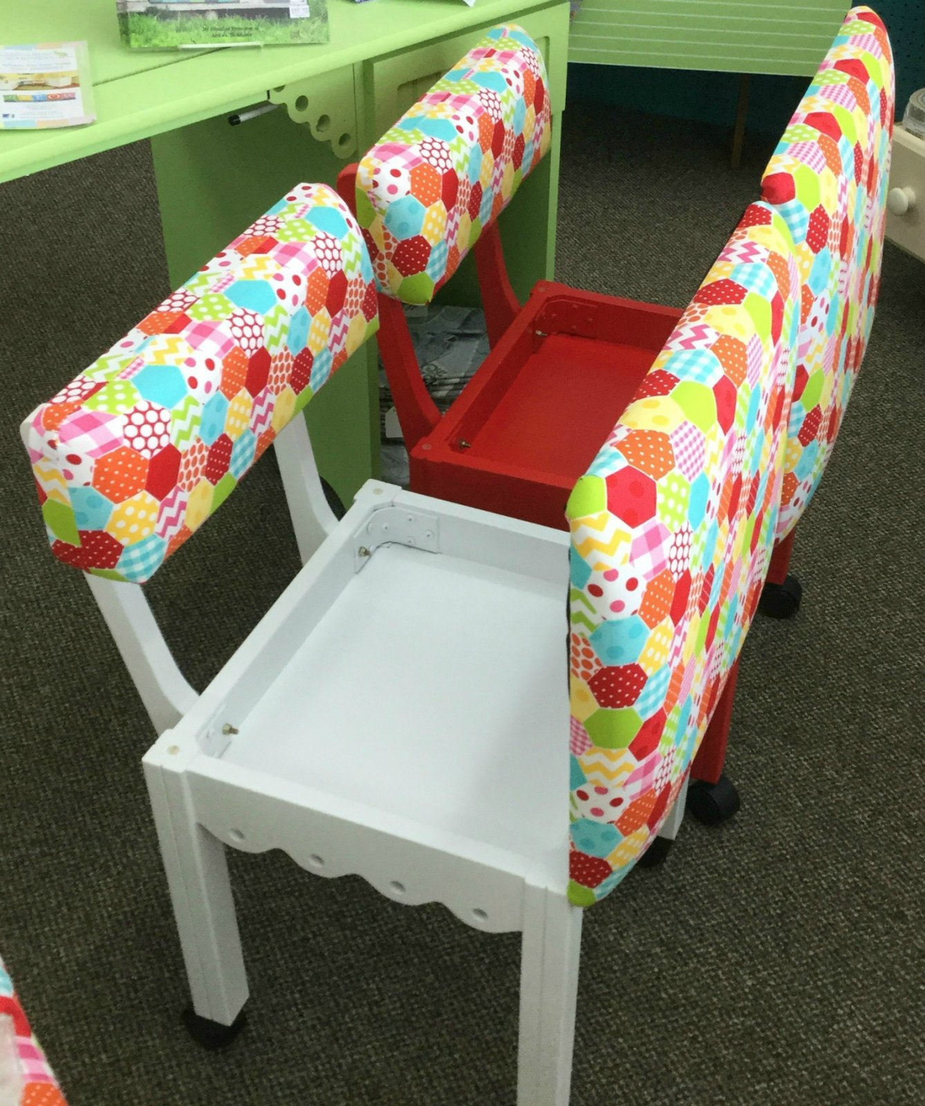 Arrow Sewing Chairs