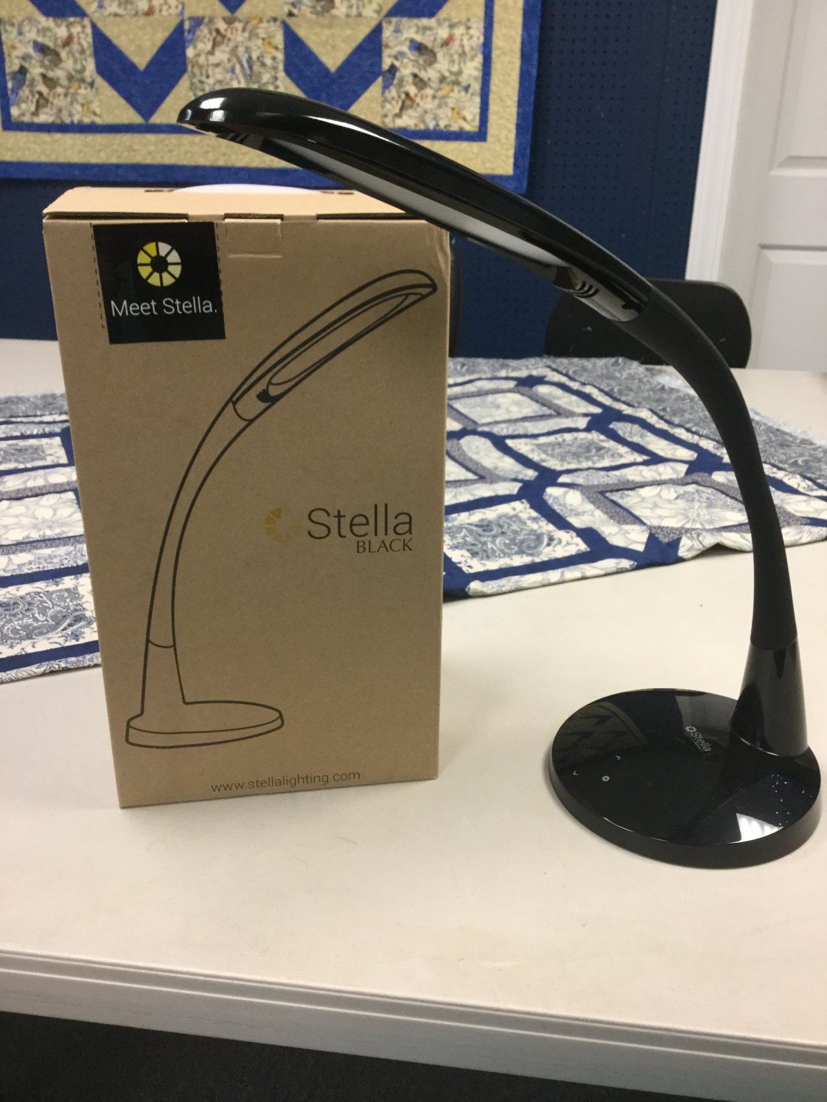 Stella Desk Top Lamp