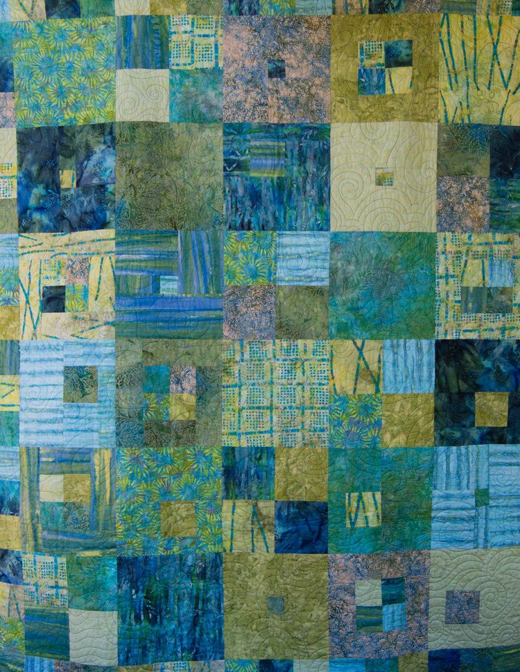 Busy Bee Quilt Designs Hip To Be Square : Hip To Be Square Quilt Pattern - 852156002007