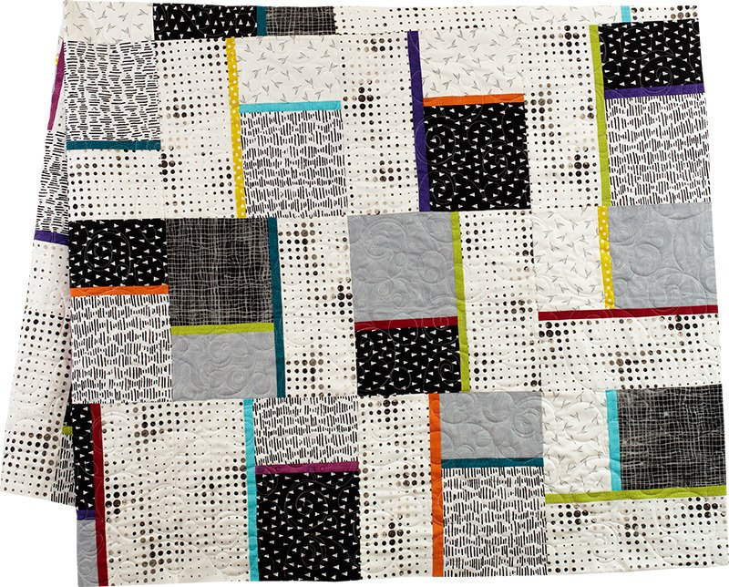 First Addition Quilt Kit